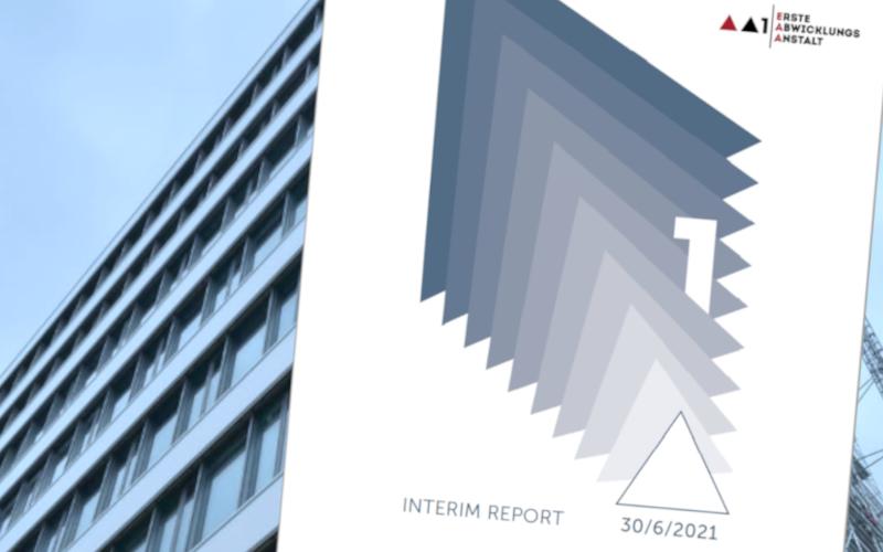 Interim report as at 30 June 2021